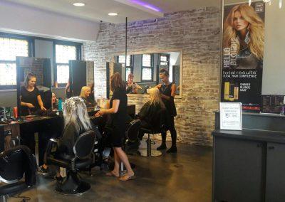 Salon Central - Braintree - Busy Morning