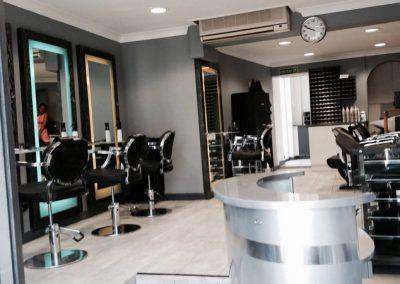 Maldon - Salon Central - Beauty Salon interior