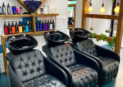 Salon Central - Finish and Wash - Colchester